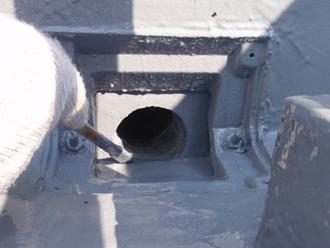 排水口掃除