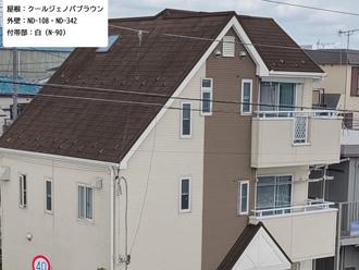 縦ライン)外壁:ND-108・ND-342