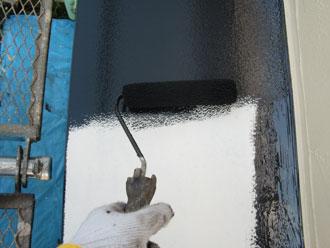 付帯部分の塗装