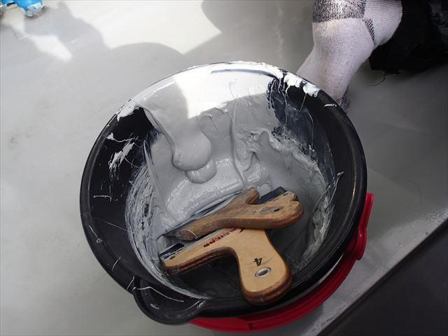 ウレタン防水材
