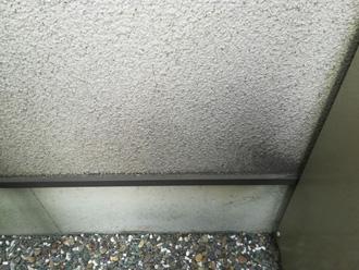 モルタル外壁 汚れ