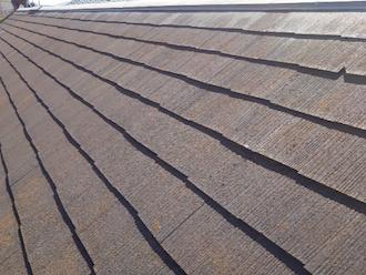 苔や汚れが目立つ国分寺市西町のお住まいに、屋根・外壁塗装と棟板金交換工事をご提案