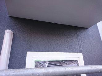 塗装塗り分け、疑似窓枠