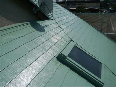 屋根塗装,アレスクールSi
