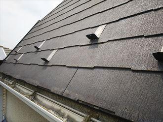 化粧スレート屋根材