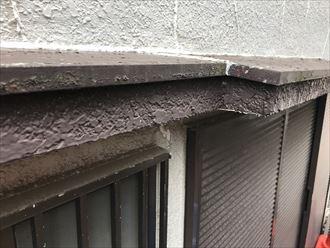 この階下に雨漏りが発生