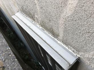 足立区東野で雨漏りのご相談を頂き、現地調査を行いました