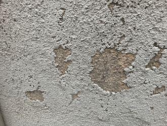 墨田区東向島でモルタル外壁の剥離症状、メンテナンスについてのご相談