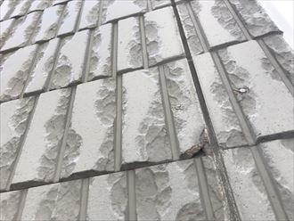 外壁の角割れとシーリングの劣化