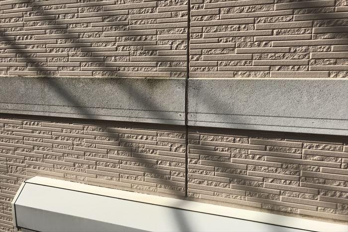 外壁の汚れや割れ等の症状