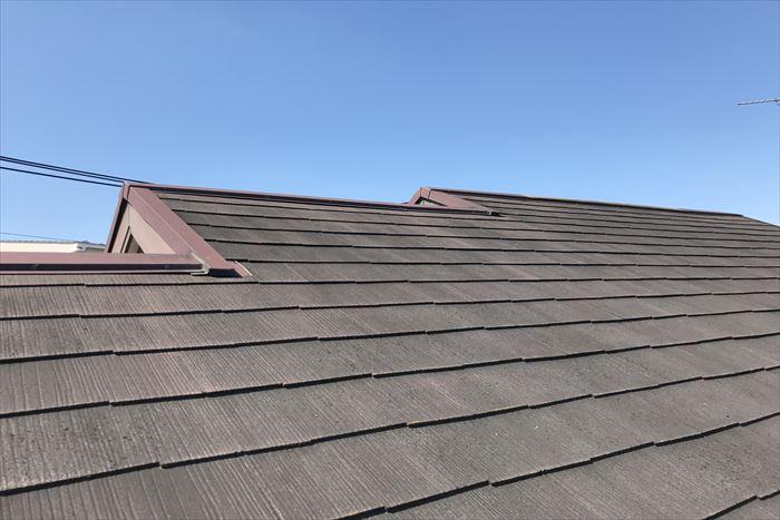 江東区亀戸で屋根の塗装依頼、現地調査を行いました