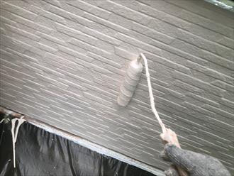 白色系の外壁塗装