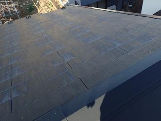 塗装工事をご希望されたスレート屋根