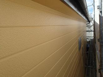 パーフェクトトップで塗装した外壁