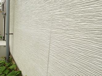 窯業サイディングの塗膜劣化