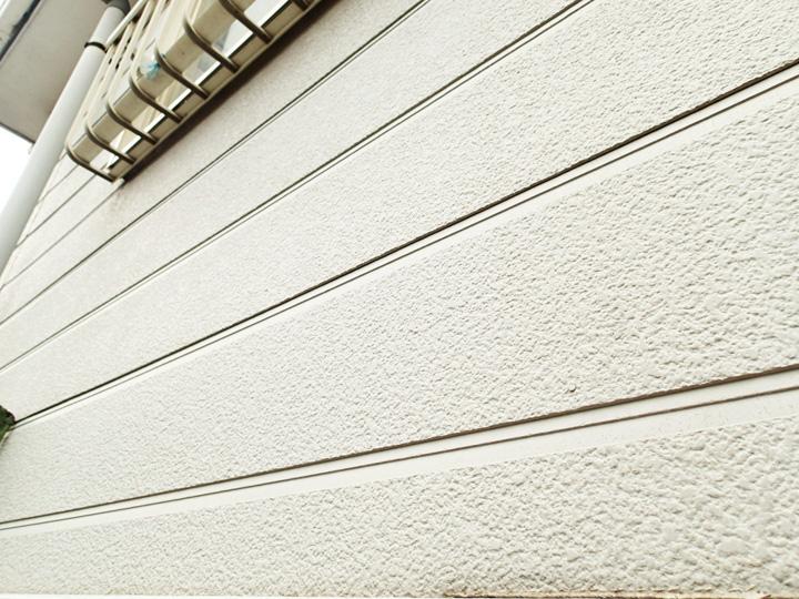 窯業サイディング外壁の様子
