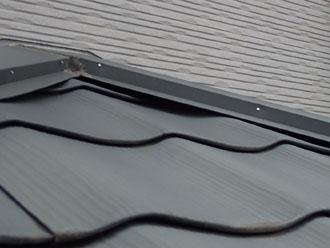 亜鉛鉄板葺き