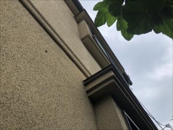 モルタル外壁の劣化