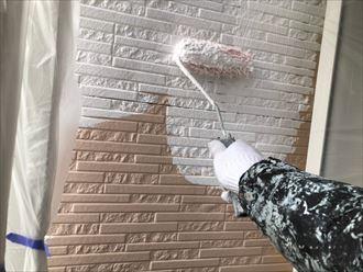 下塗り塗料の塗布