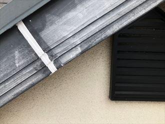 破風板のシーリング補修