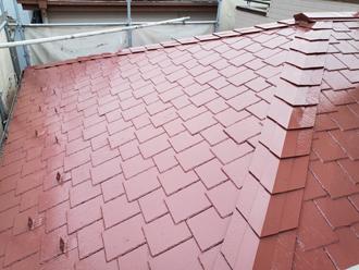アーバニー屋根 塗装後