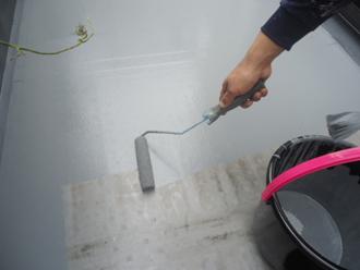 ウレタン防水塗装