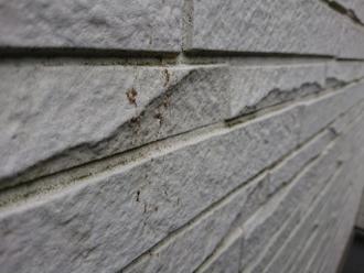 窯業系サイディング外壁の点検