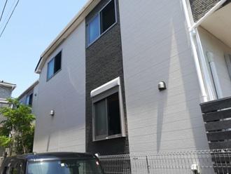 築12年が経過し、外壁塗装を検討している邸宅