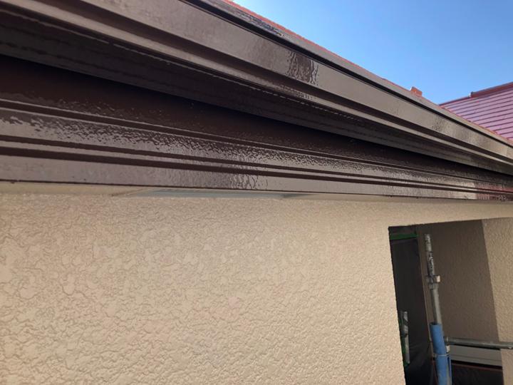 外壁塗装竣工