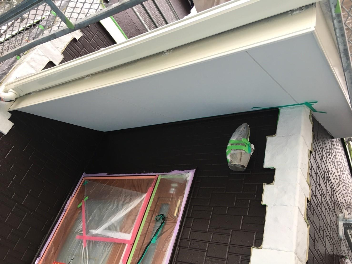 外壁以外でも塗る場所は沢山あります