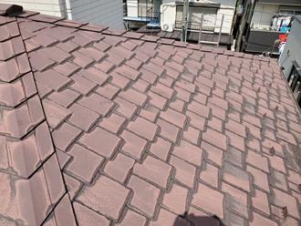 アーバニー屋根の調査