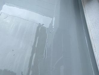 ウレタン防水塗装 2回目