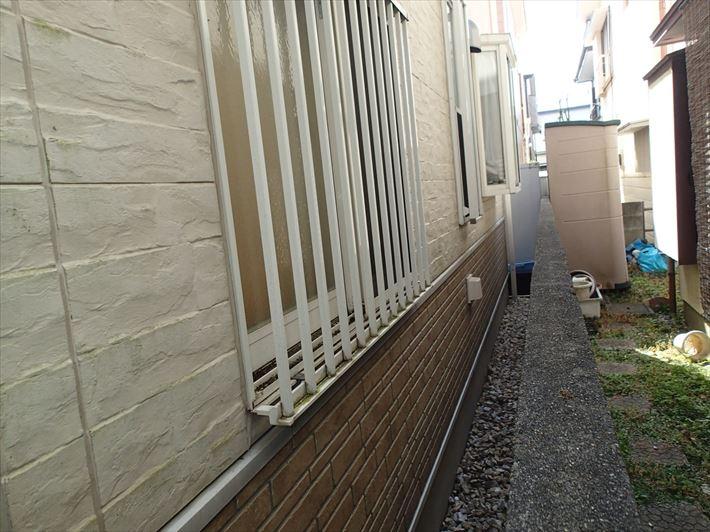 二種類の外壁サイディング