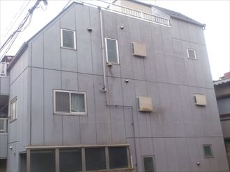 屋根外壁塗装,点検