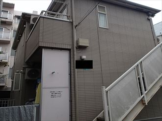 屋根外壁塗装,点検前