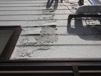 外壁の傷み、破損