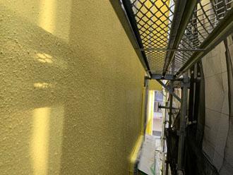 スリムダクトの塗装